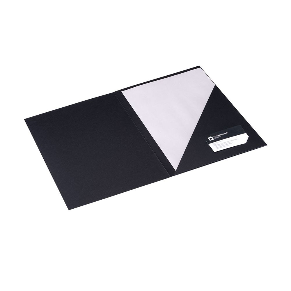 Folder Black A4