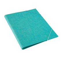 Folder A4 Turquoise