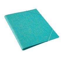 Folder, Turquoise