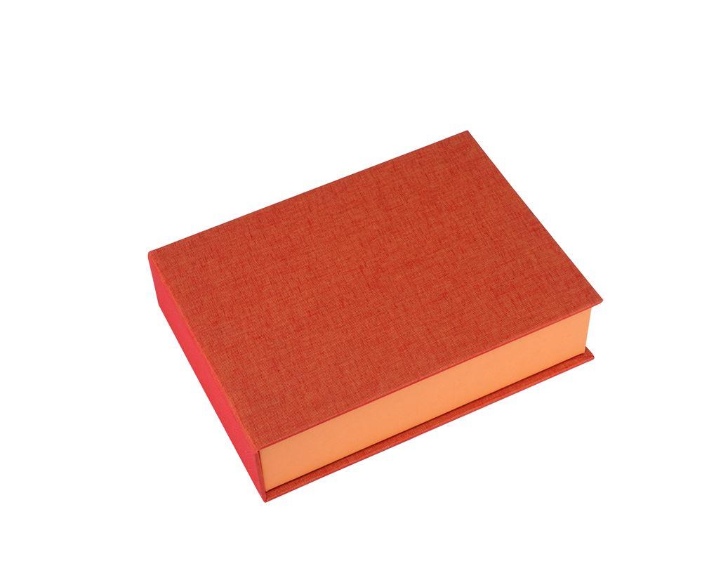Vävklädd Box, Marigold
