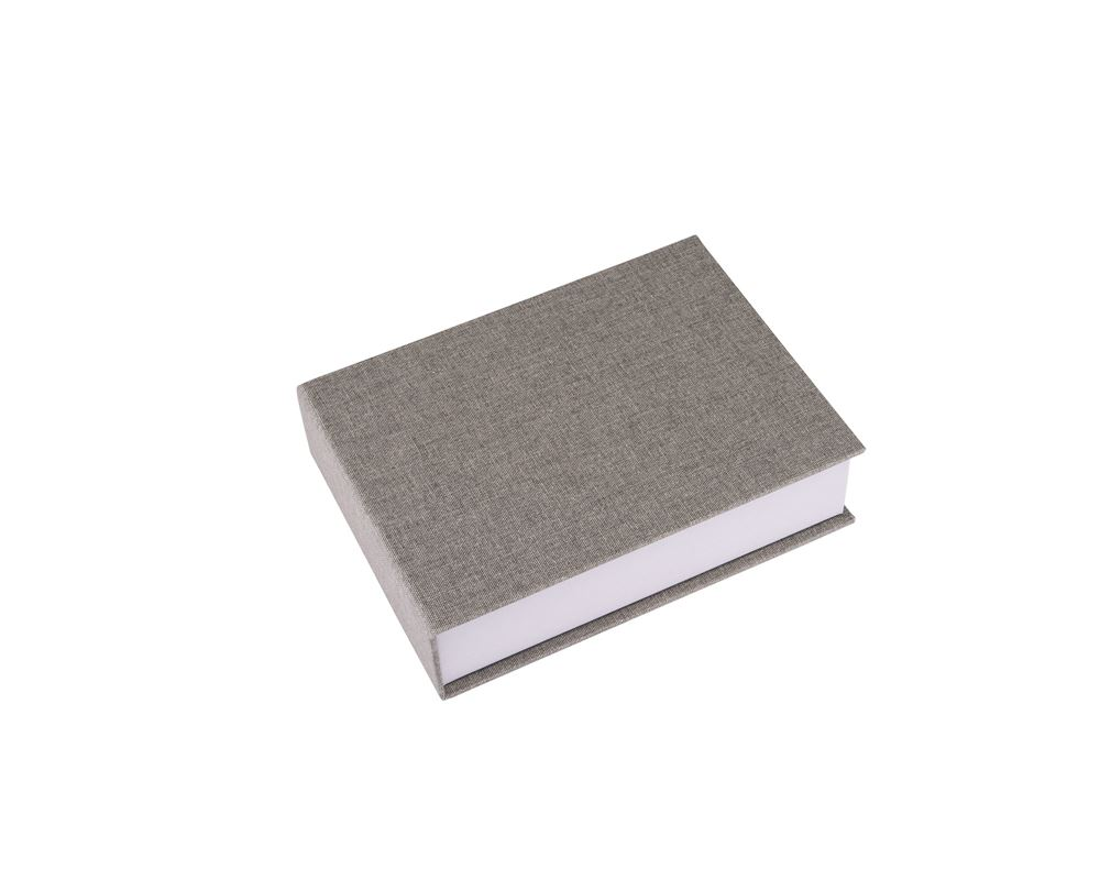 Box A5 light grey