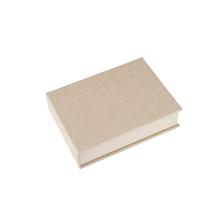 Vävklädd box, Sand
