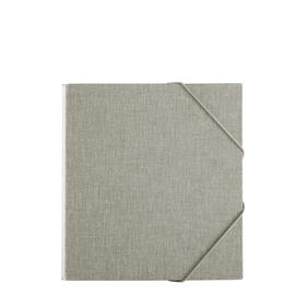 Binder 170*200 Light grey 170x200 mm