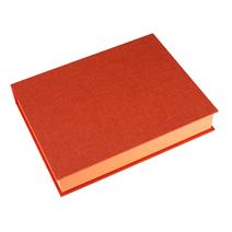 Box A4 Orange
