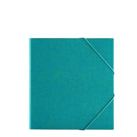 Binder 170*200  Turquoise Turqouise