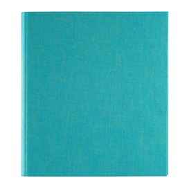 Classeur, Turquoise