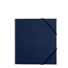Binder, Dark Blue