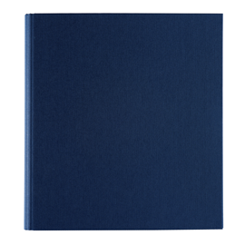 Binder A4 Dark Blue