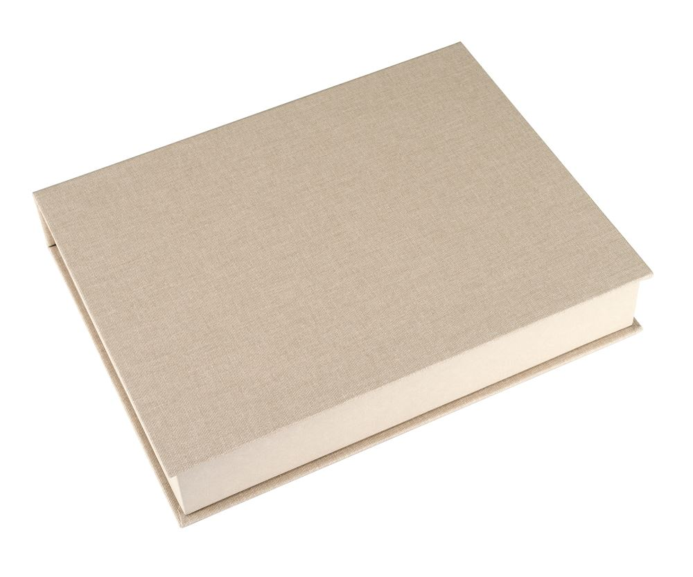 Box A4 sandbrown