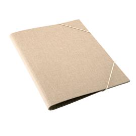 Folder A4 Sand brown Size A4