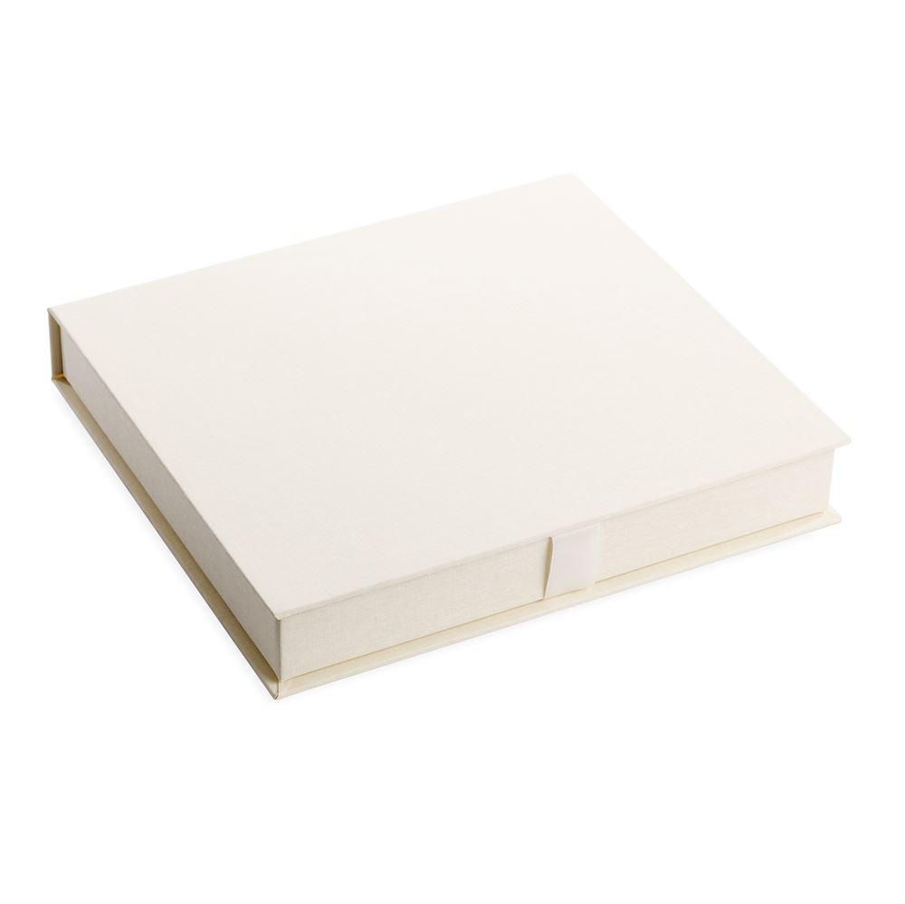 High Quality Box Ivory Size 29 x 31 cm (for photo album 23 x 28 cm)