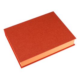 Box, orange