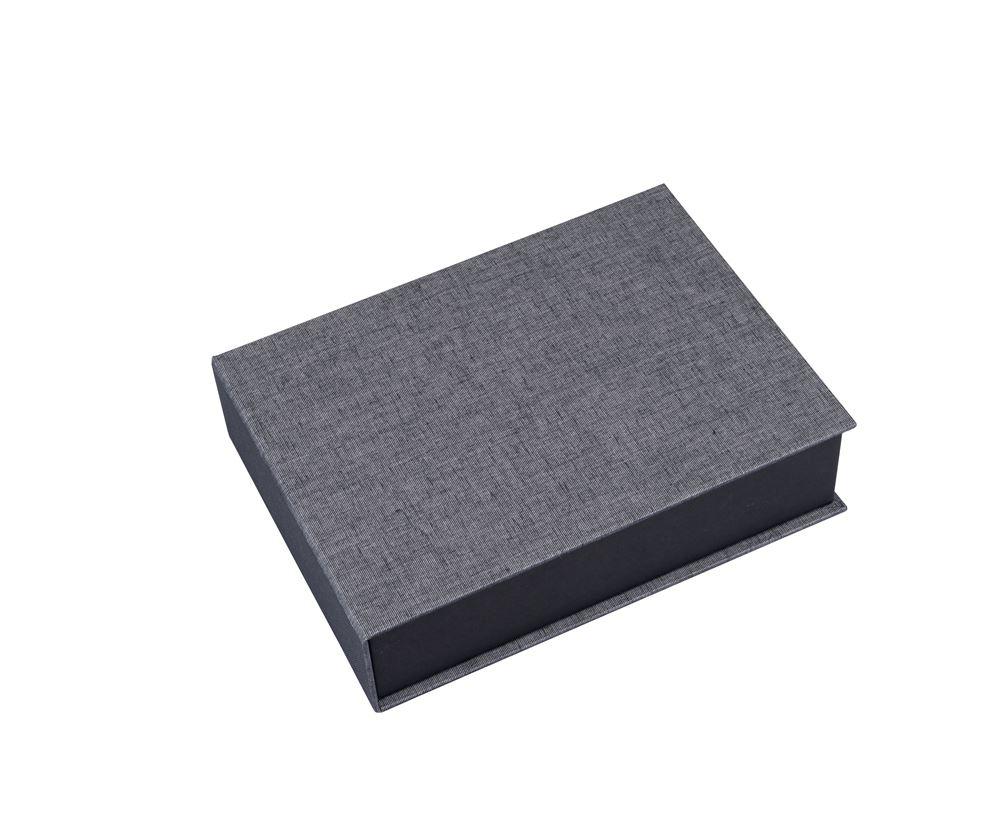 Box A5 black/white Size A5