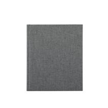 Inbunden Anteckningsbok, Salt & Peppar 170x200 mm