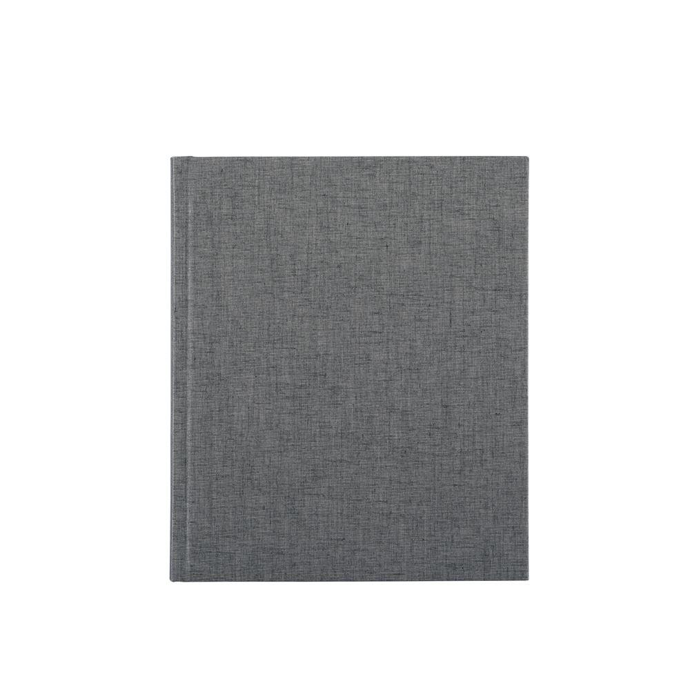 Notebook Hardcover, Salt & Pepper 170x200 mm
