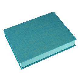 Box, turquoise
