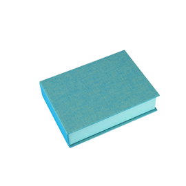 Box A5 turquoise