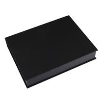 Box, noir
