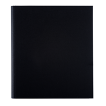 Binder A4 Black