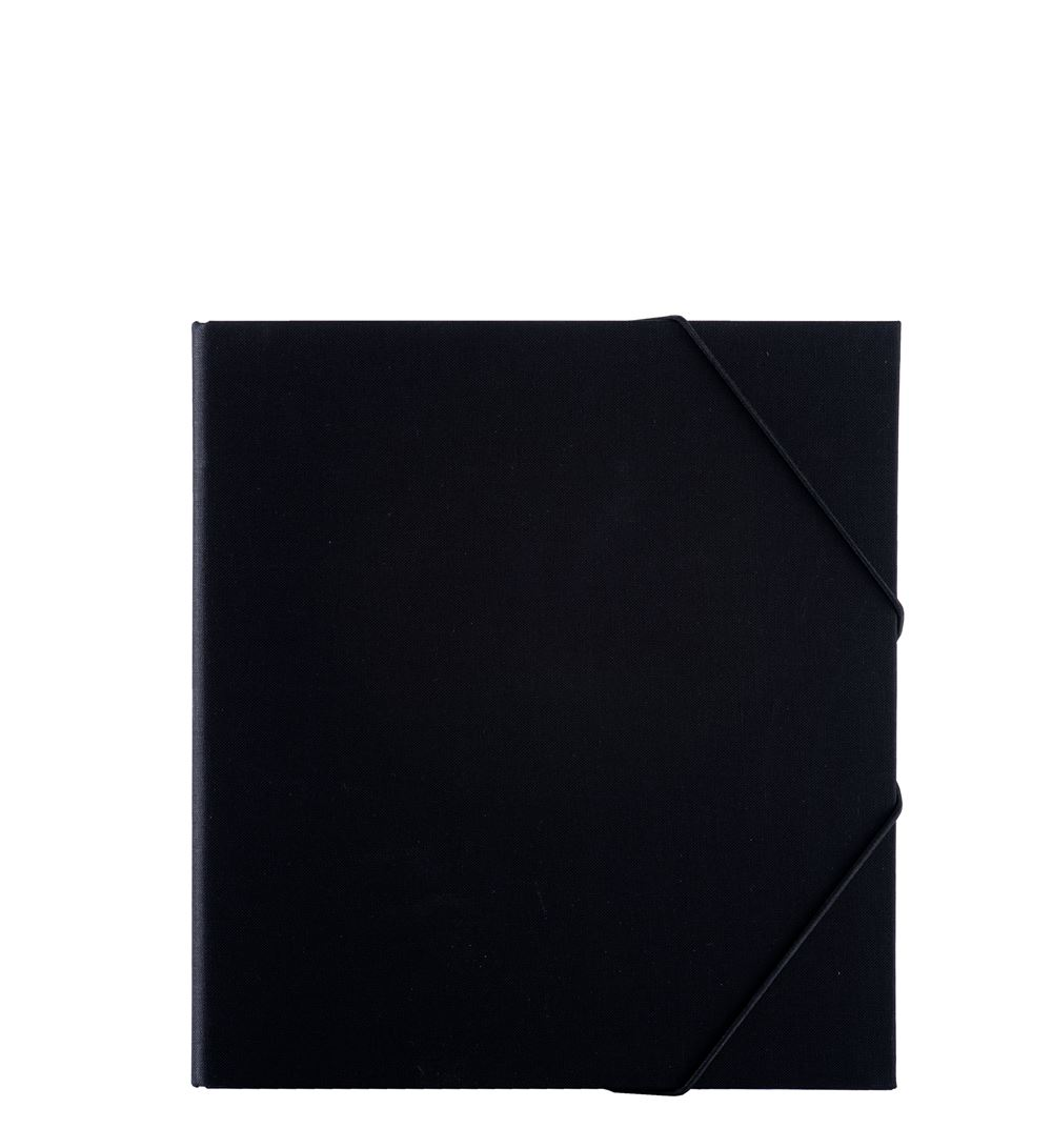 Binder 170*200 Black