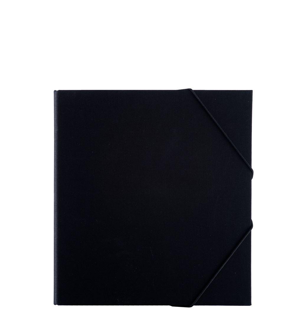 Classeur, noir