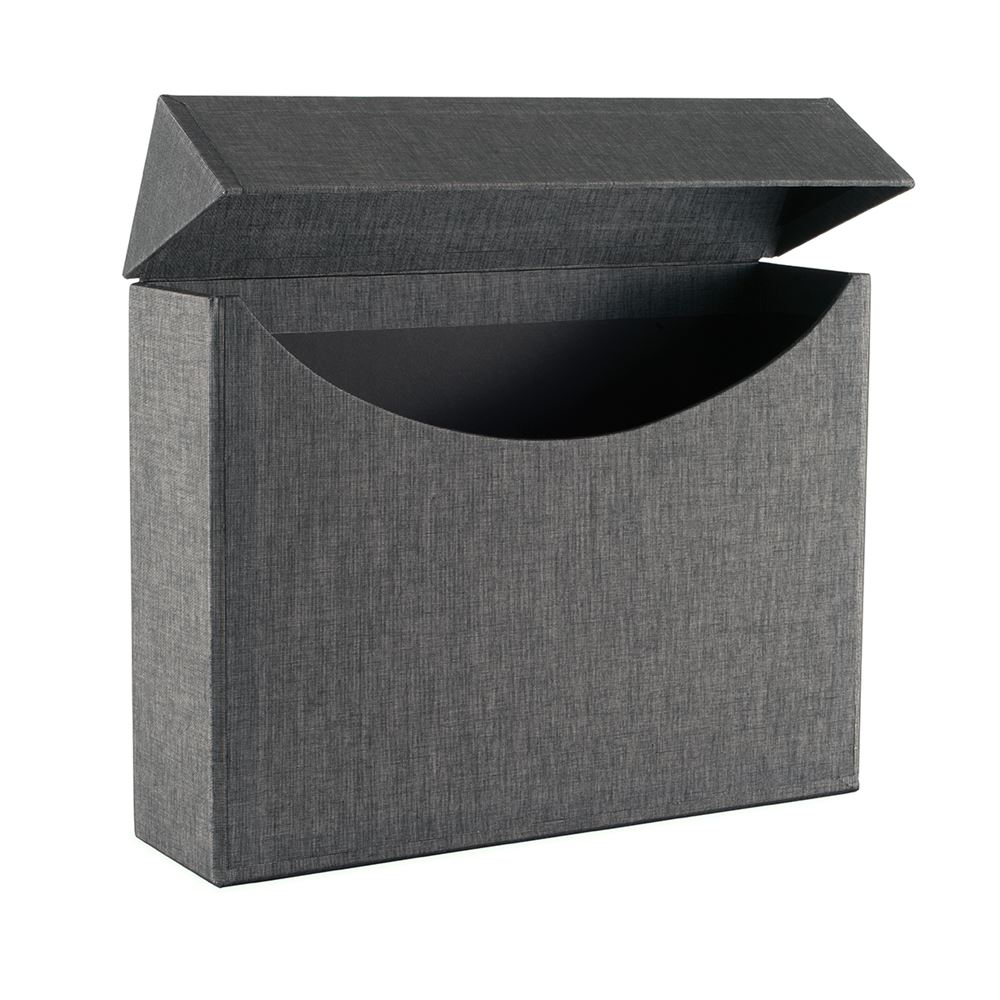 Archivbox, Black/white