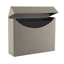 Arkivbox Ljusgrå