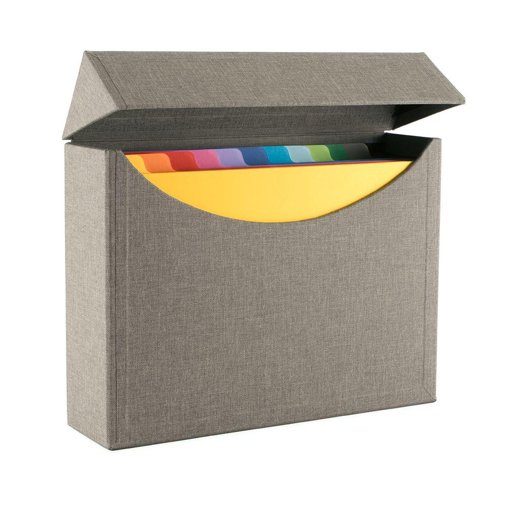 Register A4 Arkivbox