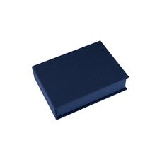 Vävklädd Box, Midnattsblå
