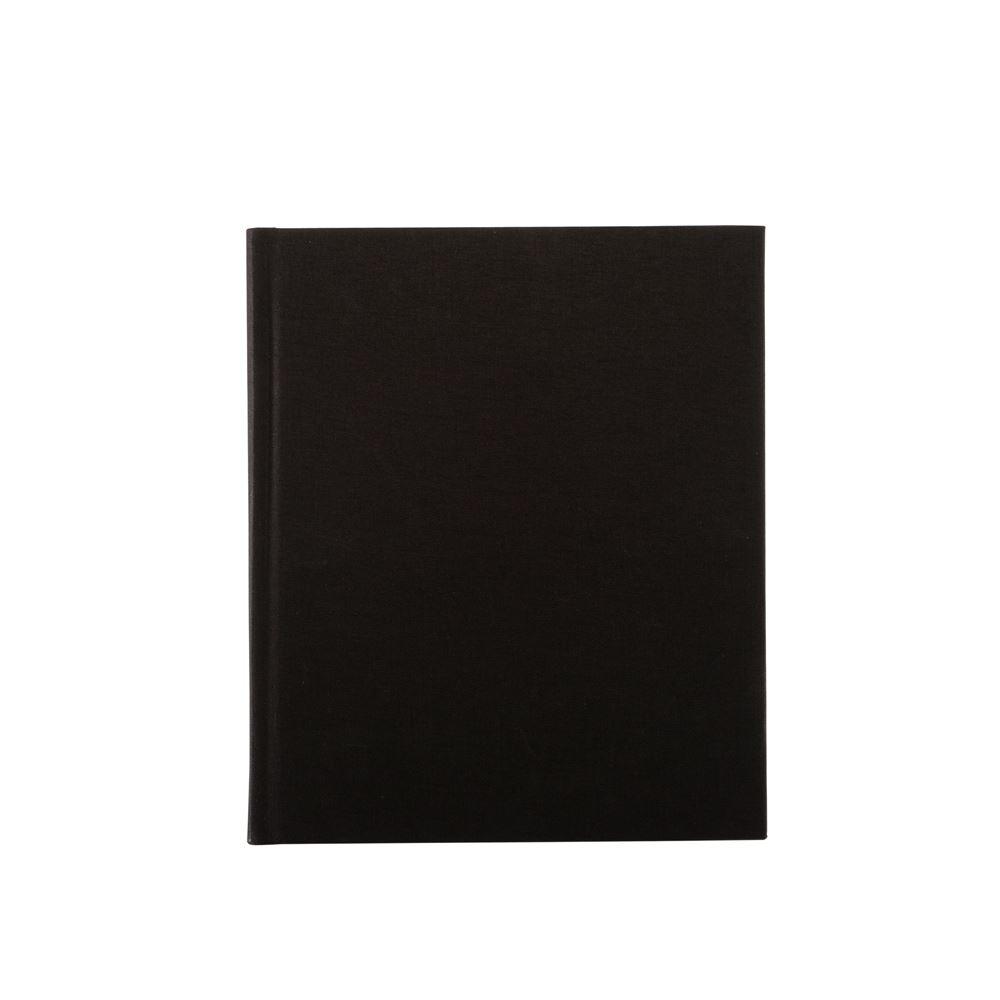 Notebook Hardcover, Black
