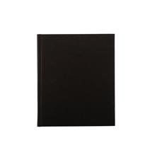 Carnet en toile, Black