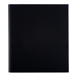 Binder, Black