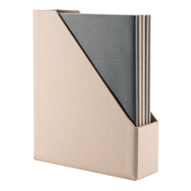Magazine File, Sand Brown