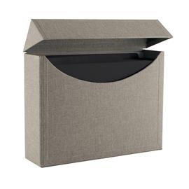 Archivbox, Pebble Grey