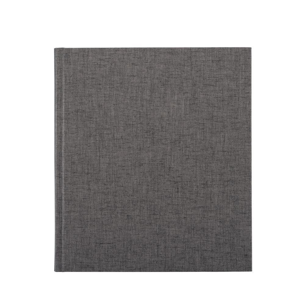 Notebook Hardcover, Salt & Pepper