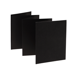 Leporello, Black