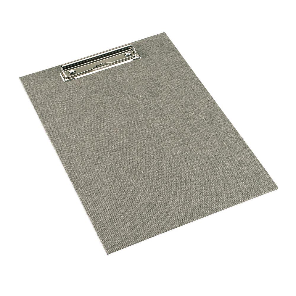 Clip Board, Pebble Grey