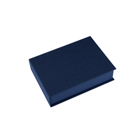 Box A5 smoke blue Size A5