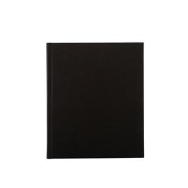 Anteckningsbok Svart 170x200 mm