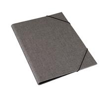 Folder A4 Black/white