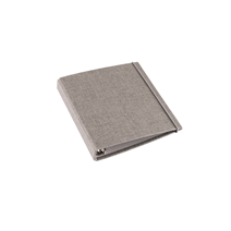 Binder A6 Light grey