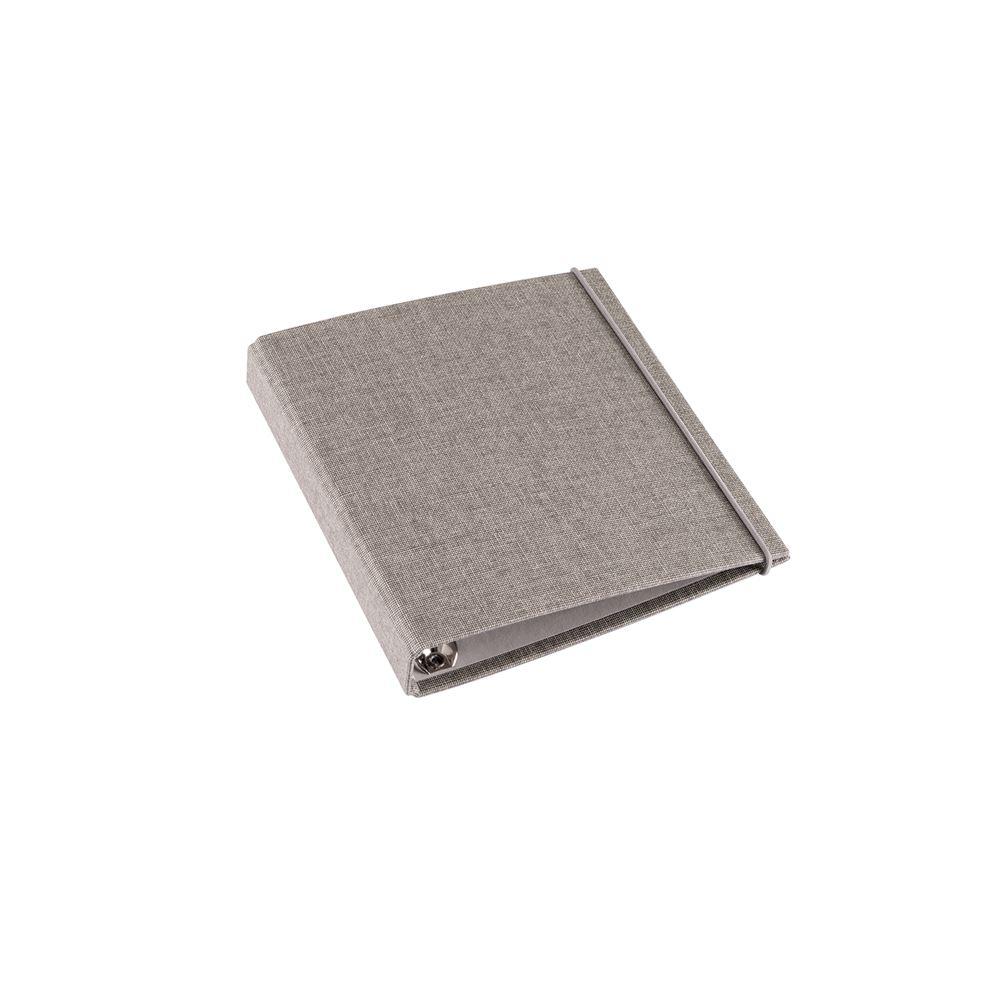 Binder A6 Light grey