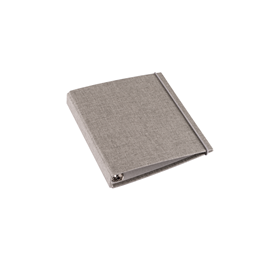 Binder A6 Light grey A6+