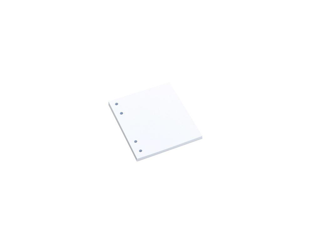 WRITING SHEETS, WHITE