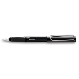 LAMY Safari Shiny Black