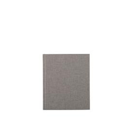 Anteckningsbok Ljusgrå