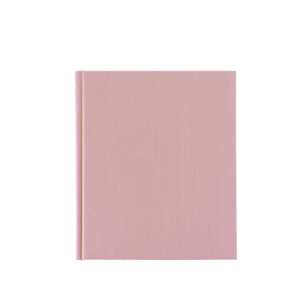Notebook Dusty pink 170x200 mm