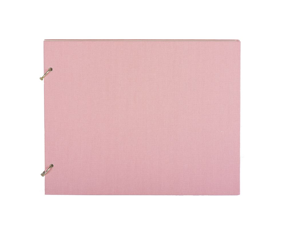 "Photo album ""Columbus"" Dusty pink Medium"