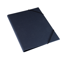 Folder, Smoke Blue