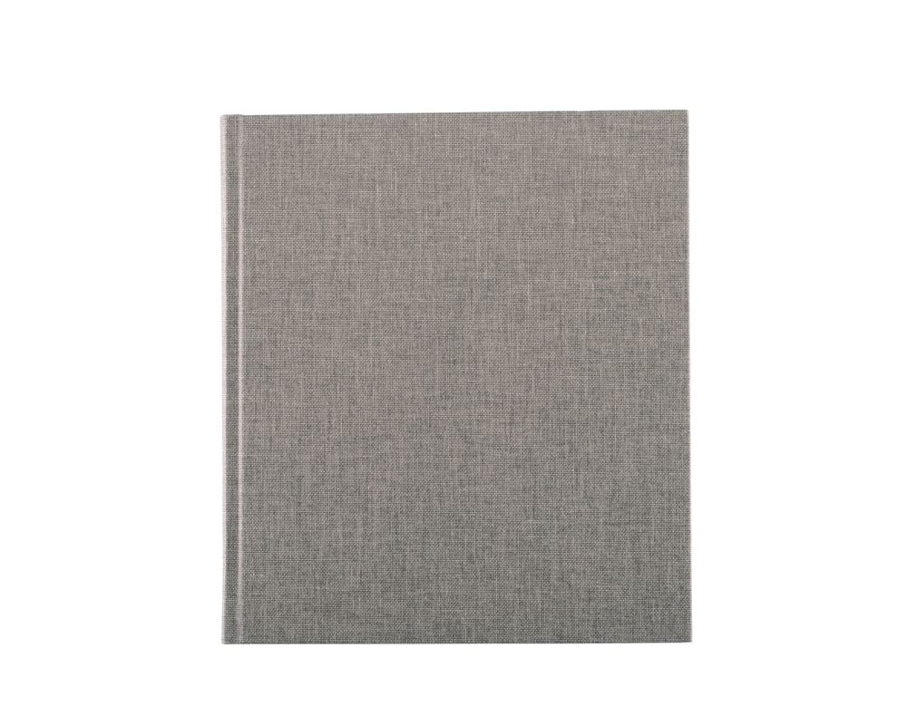 """Notebook Light grey """"Dotted"""""""